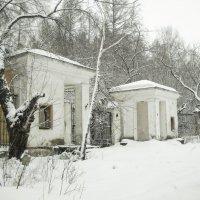 Проходная зимой :: Светлана Игнатьева
