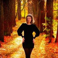 Сентябрьское солнце :: Женя Рыжов