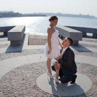 свадебное :: Максим Тельнов