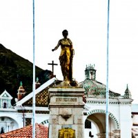 Боливия 2012, Копакабана.удалитьредактировать :: Олег Трифонов