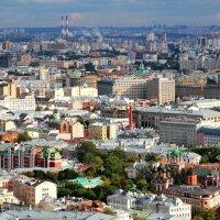 Москва, центр,. :: Александр Полесский