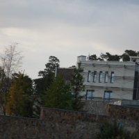 Дом на берегу Оби :: Яна Ватутина