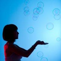 мыльные пузыри 3 :: Елена Любителева