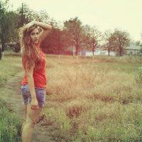 Сельское лето :: Анастасия .