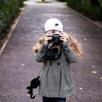 юный  фотограф :: Ольга Афанасьева