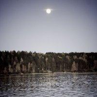 Лунная дорожка... :: игорь козельцев