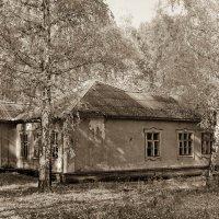 Бывшая школа.... :: игорь козельцев
