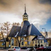 Церковь в Лаппеенранта :: Дмитрий Мясоутов