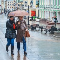 Непогода :: Ирина Токарева