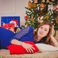 Новогодняя :: Svetlana Shumilova