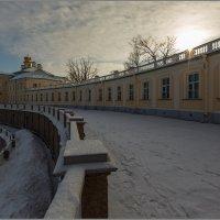 Большой (Меньшиковский) дворец. :: Юрий