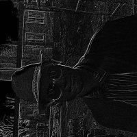 человек в шляпе :: Владимир Смолянкин
