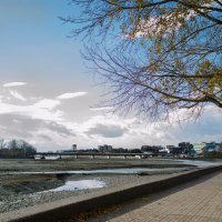 Набережная реки Мзымта :: Елена М