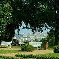 Парк Екатерины II, Прага :: Вероника Томилова