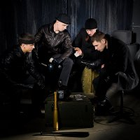 Street thugs and gagstery :: Mitya Galiano