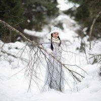 Снегурочка :: Наталья Лузинова