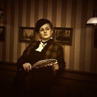 девушка в стиле 20 века :: Cофия Ошер