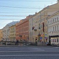Утром на мосту :: Сергей Залаутдинов