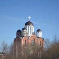 Церковь в честь Евфросинии Полоцкой Подробнее :: Наталья Мулица