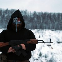 Чумной доктор апокалипсиса :: Ксения Угарова