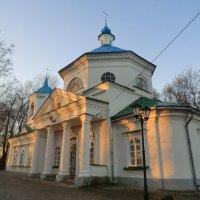 Казанская церковь. Великие Луки :: Владимир Павлов