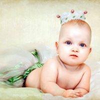 Маргарита,7 месяцев :: Александра Синичкина