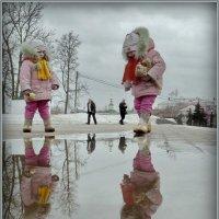 Ты плыви, плыви кораблик! :: Владимир Шошин