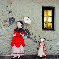 Дама и девочка :: Любовь Изоткина