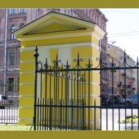 Ограда Таврического сада :: vadim