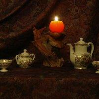 при свече :: Сергей Борденов