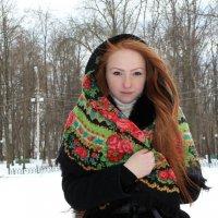 Русская красавица :: Васька Пупкин