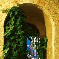 Окно в Старом городе. Иерусалим. :: Игорь Герман