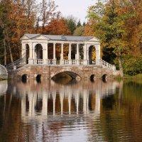 Мраморный мостик Пушкин :: Наталья