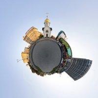 Планета Новосибирск :: Игорь Маркс