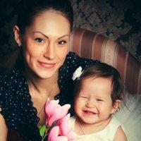 Юлия и Алиса :: Валерия Стригунова