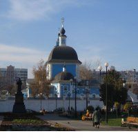 По дороге к Храму :: Алина Тазова
