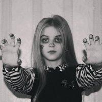 Хелоуин :: Ксения Самсонова