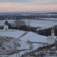 Свято-Троицкий Холковский мужской монастырь :: Алина Тазова