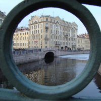 Мост :: Владимир Гилясев