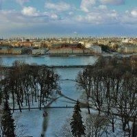 С высоты Исаакиевского собора :: ирина )))