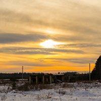 Брошенная деревня район Черсево... :: Дмитрий Янтарев