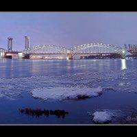 Финляндский Ж.Д. мост :: Tajmer Aleksandr