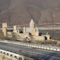 Gerogra - Ananuri :: David Beriashvili