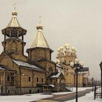 Святое место :: Игорь Сарапулов