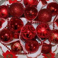 Новогодние игрушки :: Mariya laimite
