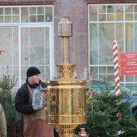 Вот русский самовар!! :: Дмитрий Сушкин