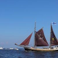Вспоминая регату The Tall Ships Races 2013 :: Любовь Изоткина