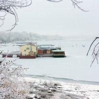 Зима на Ахтубе. :: brewer Vladimir