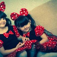 племянницы...всегда фоторавновесие ) :: Юрий ефимов