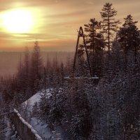Морозный вечер :: Алексей Некрасов